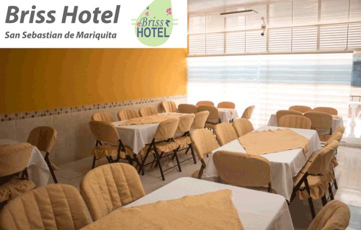 Hotel Con restarante mariquita tolima