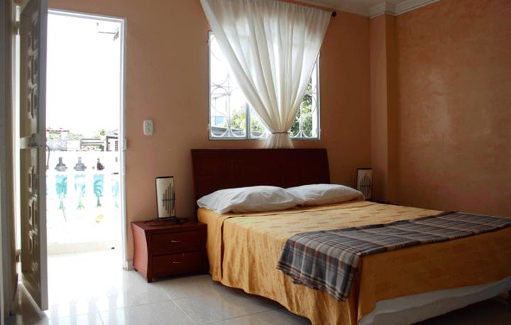 habitación 2 personas en Mariquita